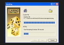020 Installing Image Casino