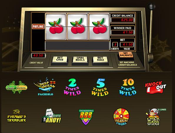 free video blackjack machines